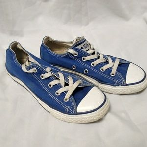 All Star Converse Boys Size 2 Sneakers